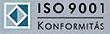 ISO 9001 komformitás